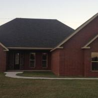 Lack spec house- Kennett, Mo. Front view Finished!